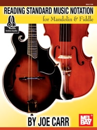 Reading Standard Music Notation for Mandolin and Fiddle