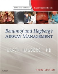 Benumof and Hagberg's Airway Management E-Book