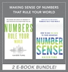 Making Sense of Numbers that Rule Your World EBOOK BUNDLE by Kaiser Fung