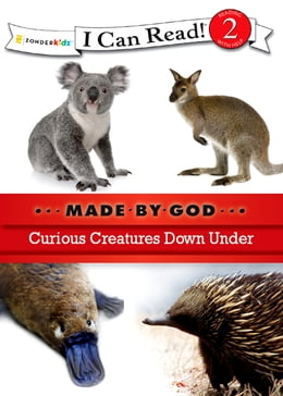Book Curious Creatures Down Under by Zondervan