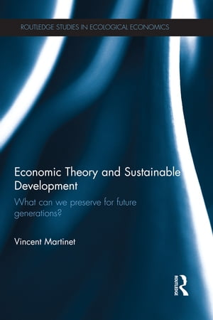 Economic Theory and Sustainable Development What Can We Preserve for Future Generations?