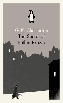 Book The Secret of Father Brown by G. K. Chesterton