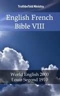 9788233919931 - Joern Andre Halseth, Rainbow Missions, TruthBeTold Ministry: English French Bible VIII - Bok