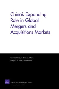 China's Expanding Role in Global Mergers and Acquisitions Markets