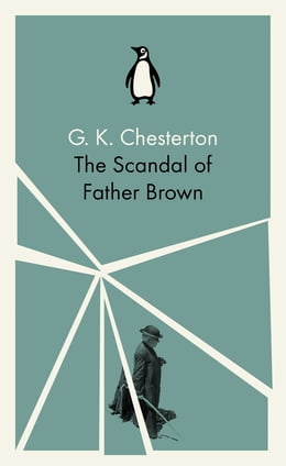 Book The Scandal of Father Brown by G. K. Chesterton