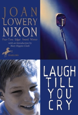 Book Laugh Till You Cry by Joan Lowery Nixon