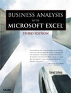 Business Analysis with Microsoft Excel by Conrad Carlberg