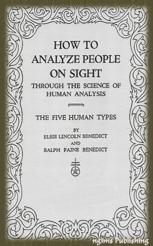 How to Analyze People on Sight (Illustrated + Audiobook Download Link + Active TOC)