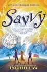 Savvy Cover Image