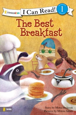 Book The Best Breakfast by Mona Hodgson