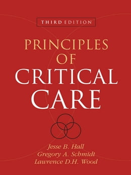 Book Principles of Critical Care, Third Edition by HALL