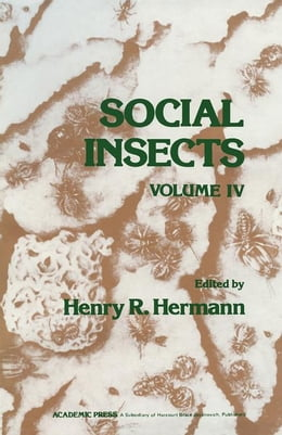 Book Social Insects V4 by Hermani, Henry