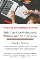Build Your Own Professional Website , eBook + Course: The Entrepreneur's Guide To Building A Professional Website - No Experience Required! by Alex Morrison