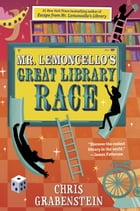 Mr. Lemoncello's Great Library Race Cover Image