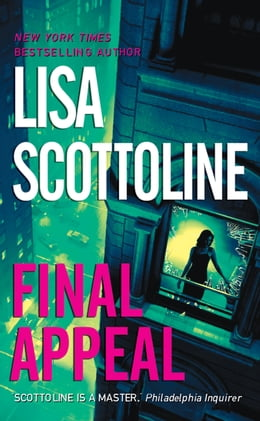 Book Final Appeal by Lisa Scottoline