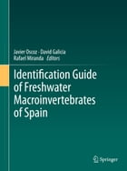 Identification Guide of Freshwater Macroinvertebrates of Spain by Javier Oscoz