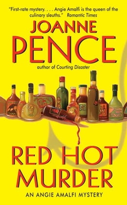 Book Red Hot Murder: An Angie Amalfi Mystery by Joanne Pence
