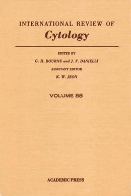 Book INTERNATIONAL REVIEW OF CYTOLOGY V88 by Bourne, G. H.