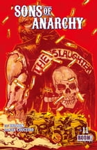 Sons of Anarchy #11 by Ed Brisson