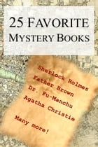 25 Favorite Mystery Books by Smashbooks