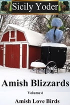 Amish Blizzards: Volume Six: Amish Love Birds: Amish Blizzards, #6 by Sicily Yoder