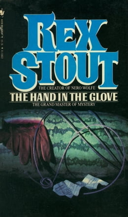 Book The Hand in the Glove by Rex Stout