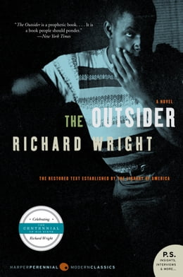 Book The Outsider by Richard Wright