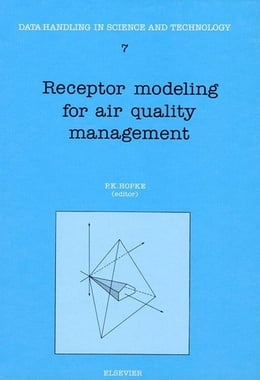 Book Receptor Modeling for Air Quality Management by P.K. Hopke