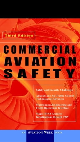 Book Commercial Aviation Safety by Wells, Alexander