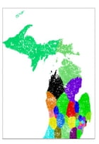 Les Forestiers du Michigan by Gustave Aimard