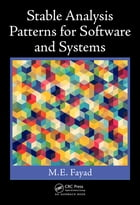 Stable Analysis Patterns for Systems by Mohamed Fayad
