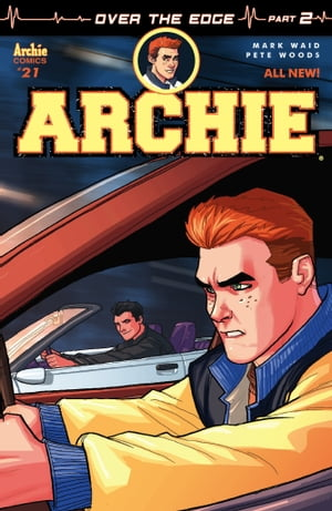 Archie (2015-) #21 by Mark Waid
