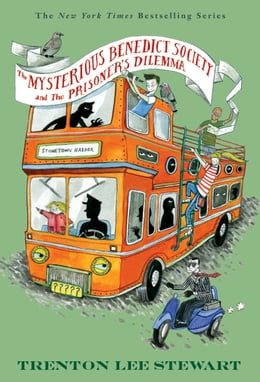 Book The Mysterious Benedict Society and the Prisoner's Dilemma by Trenton Lee Stewart