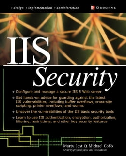 Book IIS Security by Jost, Marty