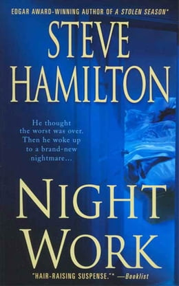 Book Night Work: A Novel by Steve Hamilton
