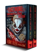 Lustmord: Anatomy of a Serial Butcher: The Complete Novel/Boxed Set by Kirk Alex