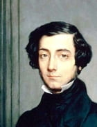 Alexis de Tocqueville and John Stuart Mill on Democracy in America: Volume One (Illustrated) by Alexis de Tocqueville