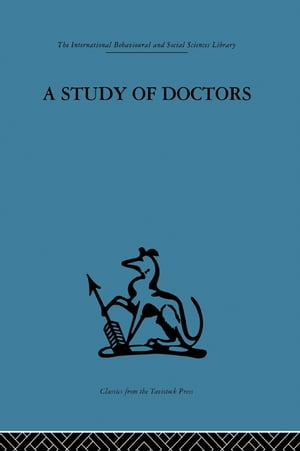 A Study of Doctors Mutual selection and the evaluation of results in a training programme for family doctors