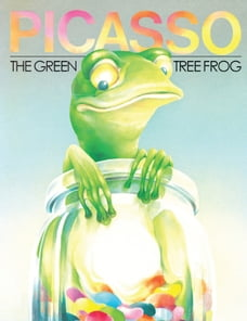Picasso: The Green Tree Frog