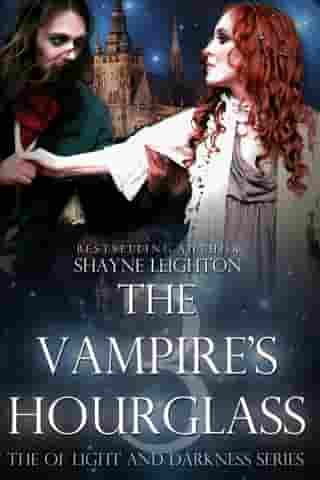 The Vampire's Hourglass by Shayne Leighton