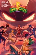 Mighty Morphin Power Rangers #3 by Kyle Higgins