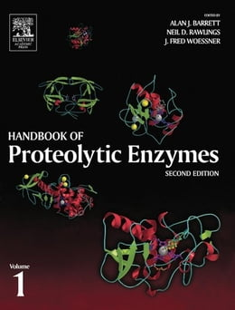 Book Handbook of Proteolytic Enzymes by Barrett, Alan J.