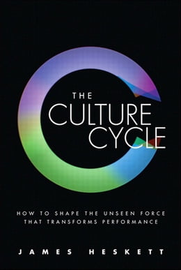Book The Culture Cycle: How to Shape the Unseen Force that Transforms Performance by James Heskett