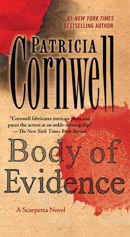 Book Body of Evidence: Scarpetta 2 by Patricia Cornwell