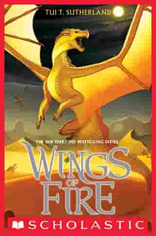 Wings of Fire Book Five: The Brightest Night by Tui T. Sutherland