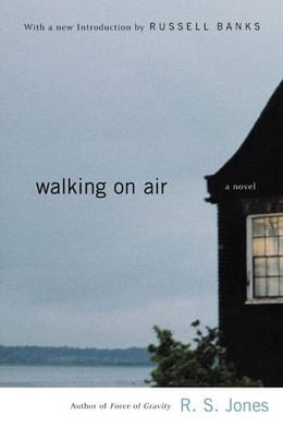 Book Walking on Air: A Novel by R.S. Jones
