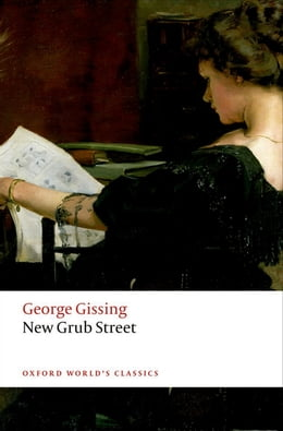 Book New Grub Street by George Gissing