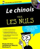 Le Chinois Pour les Nuls by Wendy ABRAHAM