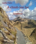 A climb too far: Snowdonia by Geoffrey Peyton