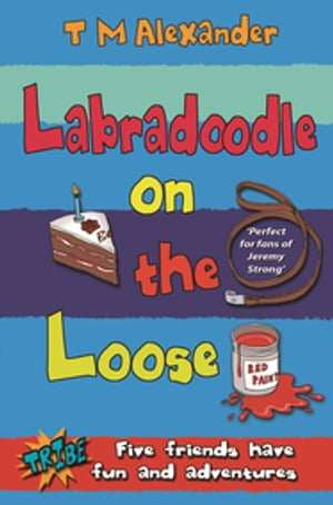 Labradoodle on the Loose